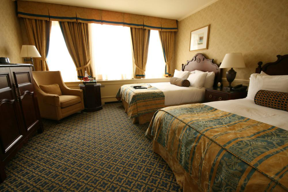 Image showing online hotel booking
